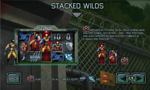 stacked wilds game rules