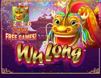 BGO Vegas featuring the Video Slots Wu Long with a maximum payout of $250,000