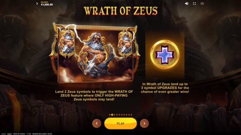 War of Gods :: Wrath of Zeus Feature