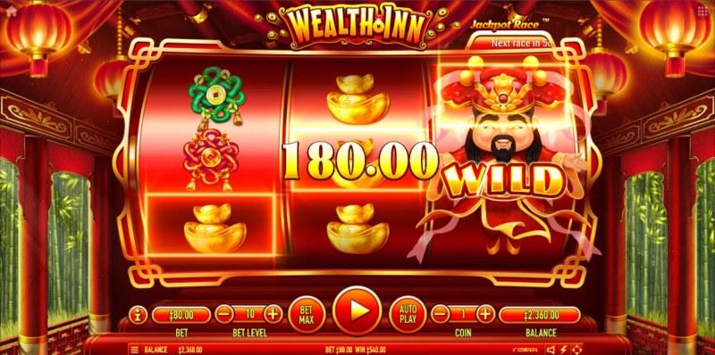 Wealth Inn :: Multiple winning paylines