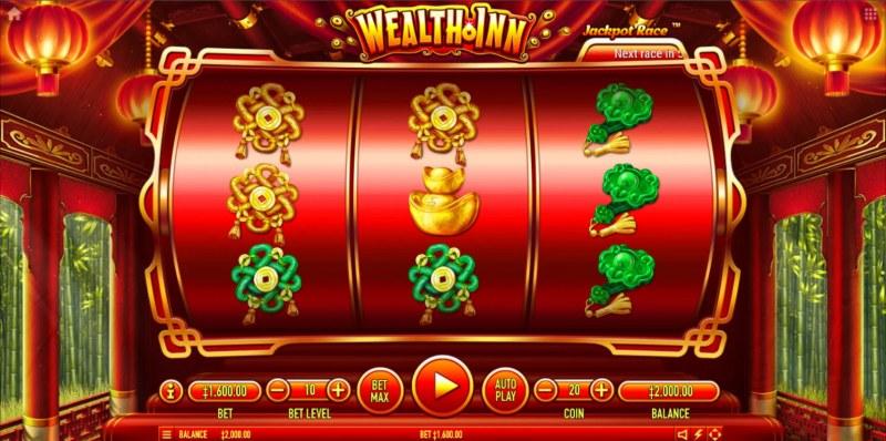 Wealth Inn :: Main Game Board