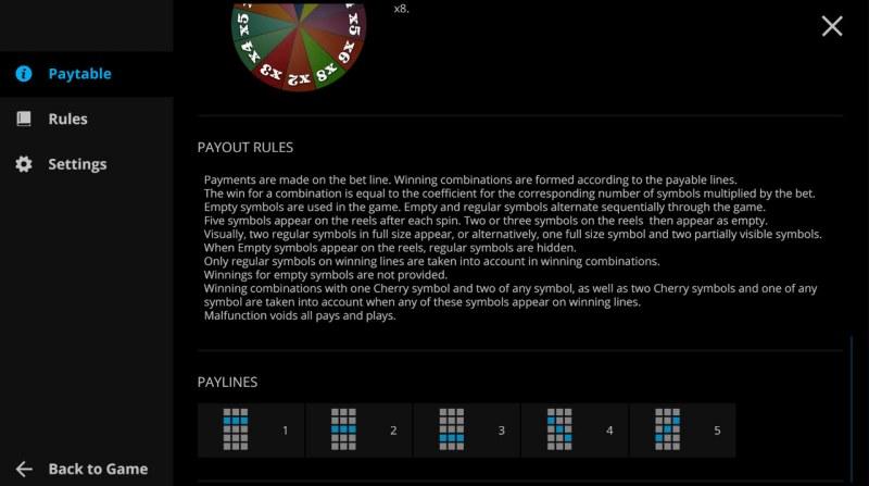 Western Reels :: General Game Rules