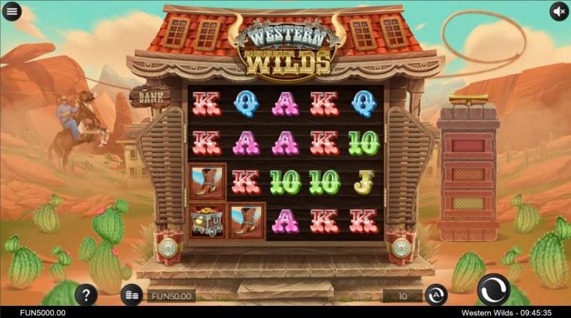 Western Wilds :: Main Game Board
