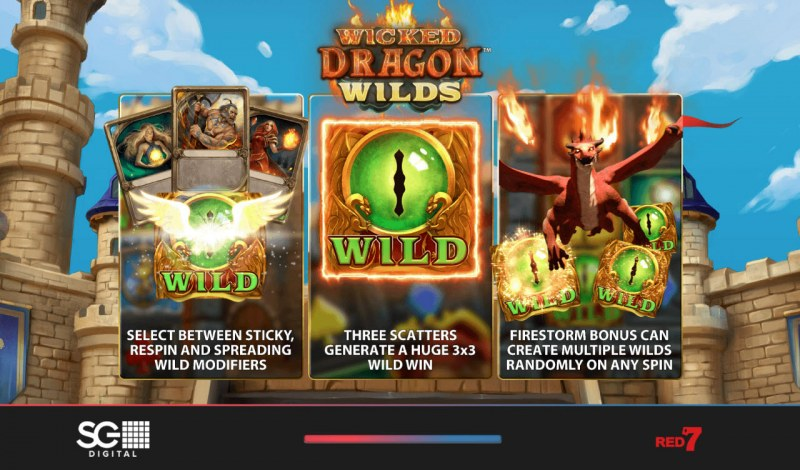 Wicked Dragon Wilds Mega Drop :: Introduction