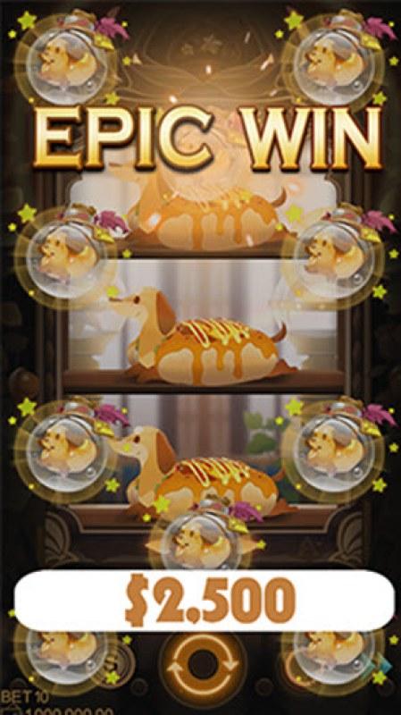 Wiener Donuts :: Epic Win