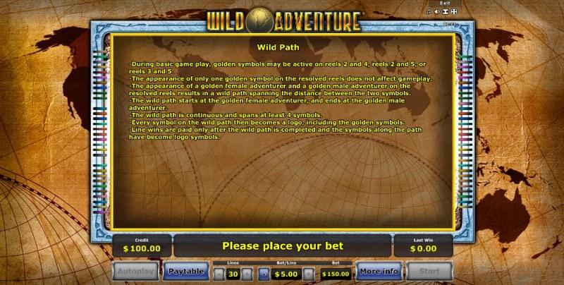 Wild Adventure :: Wild Path