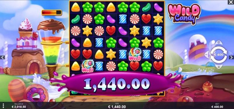 Wild Candy :: Big Win