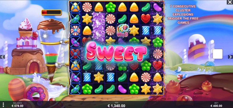 Wild Candy :: Feature unlocked