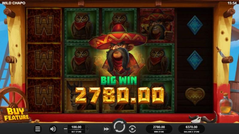 Wild Chapo :: Big Win
