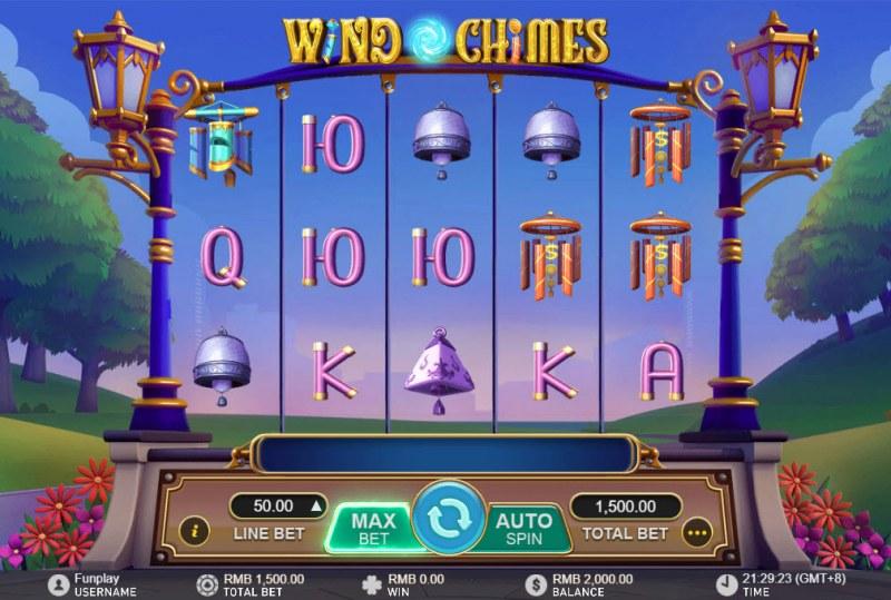 Wild Chimes :: Main Game Board
