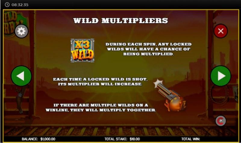 Wild Corral :: Wild Multiplier