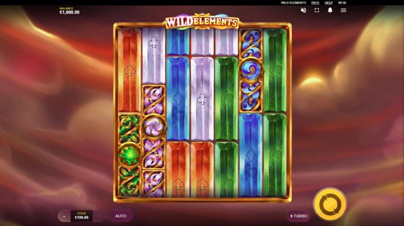 Wild Elements :: Main Game Board