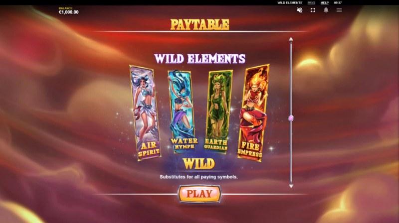 Wild Elements :: Wild Elements