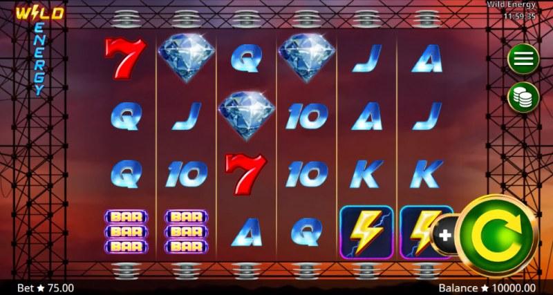 Wild Energy :: Main Game Board