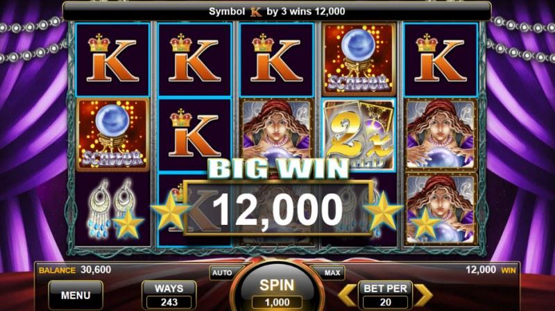 Wild Gypsy :: Big Win