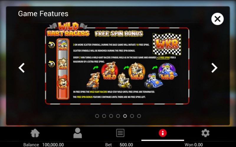 Wild Kart Racers :: Free Game Rules