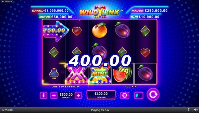 Wild Linx :: A winning combination