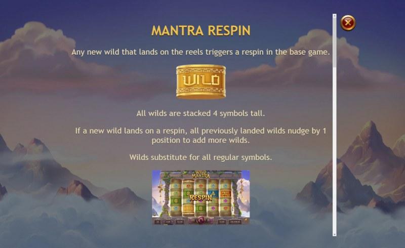 Wild Mantra :: Mantra Respin
