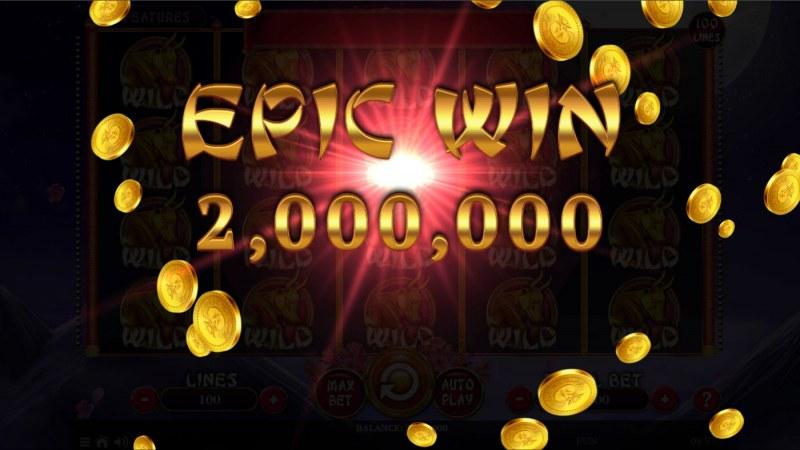 Wild Ox :: Epic Win