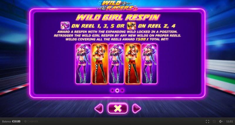 Wild Racers :: Wild Girl Respin