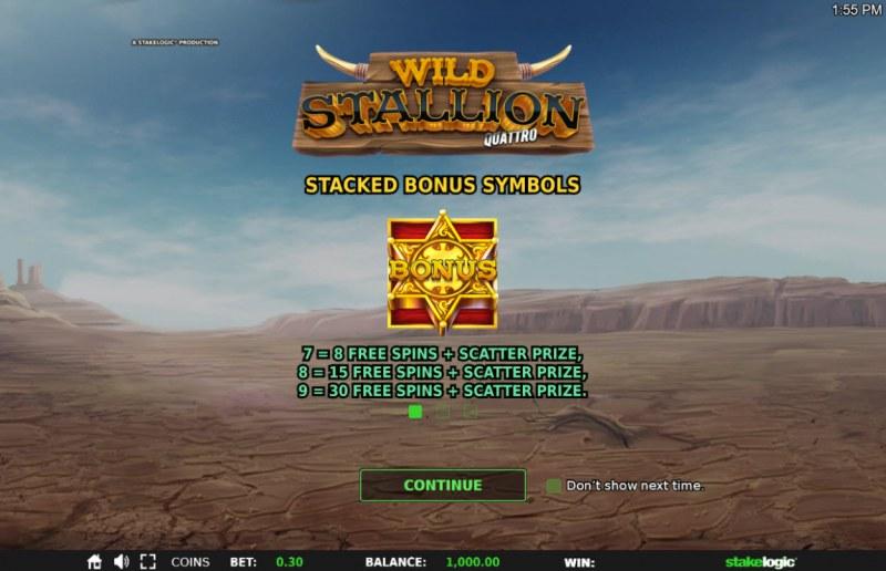 Wild Stallion :: Introduction