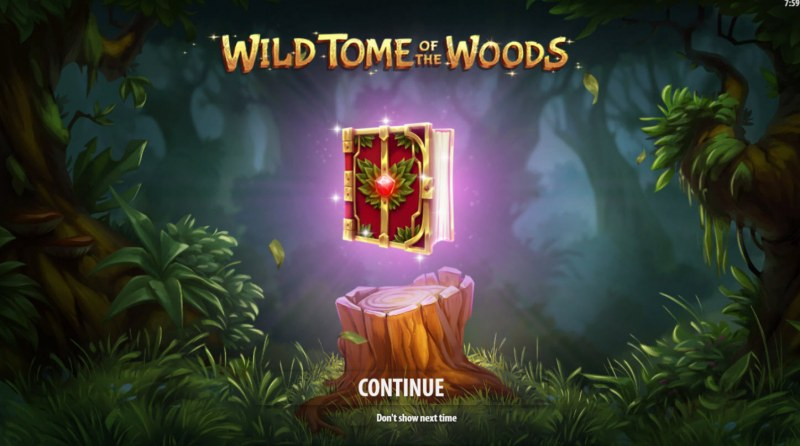 Play slots at Diamond 7: Diamond 7 featuring the Video Slots Wild Tome of the Woods with a maximum payout of $52,000