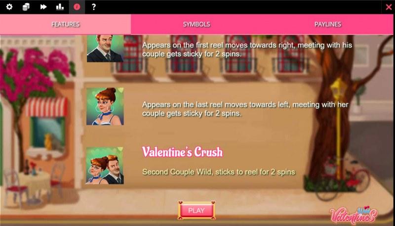 Wild Valentines :: Moving Wilds