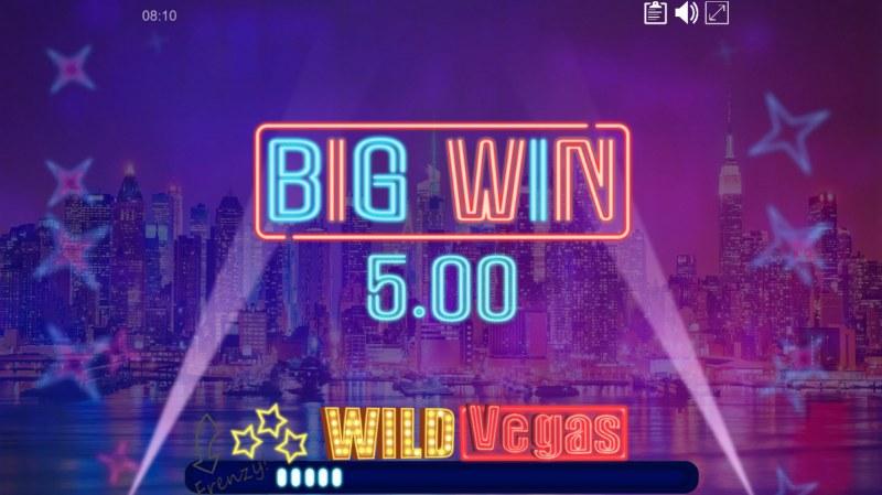 Wild Vegas :: Big Win