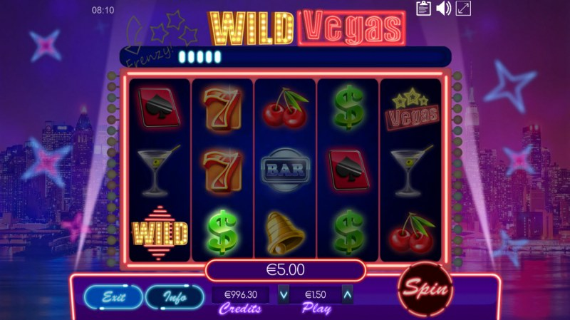 Wild Vegas :: Two of a kind