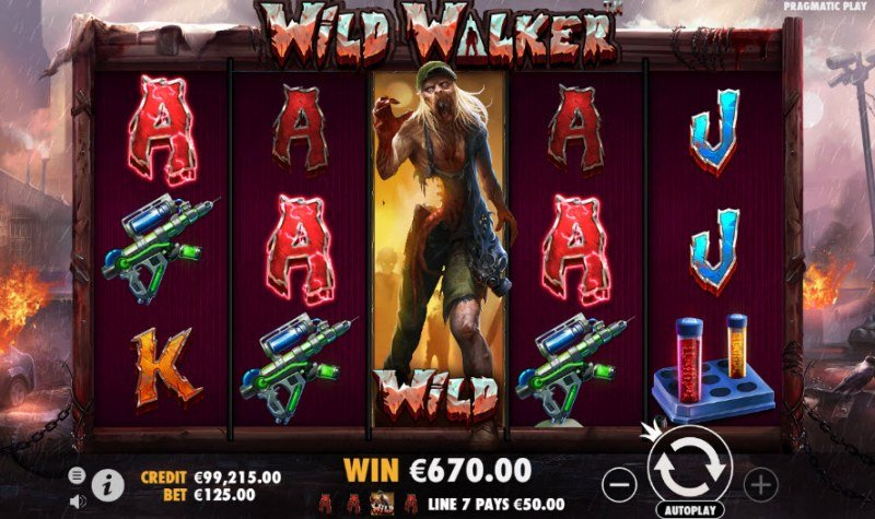 Wild Walker :: Four of a kind