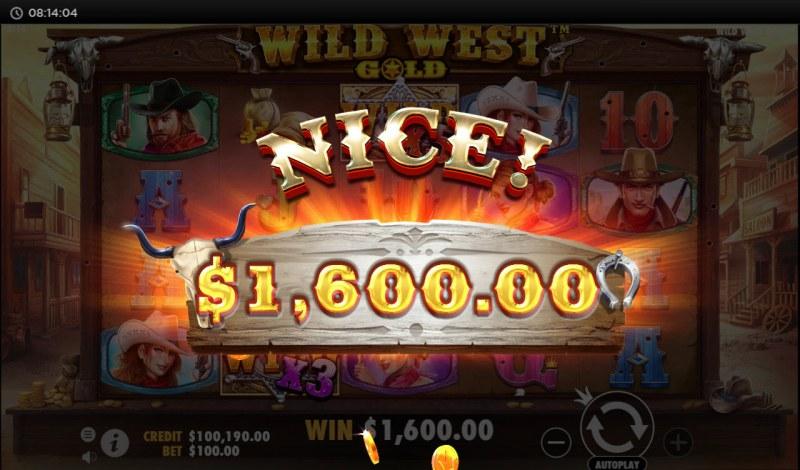 Wild West Gold :: Big Win