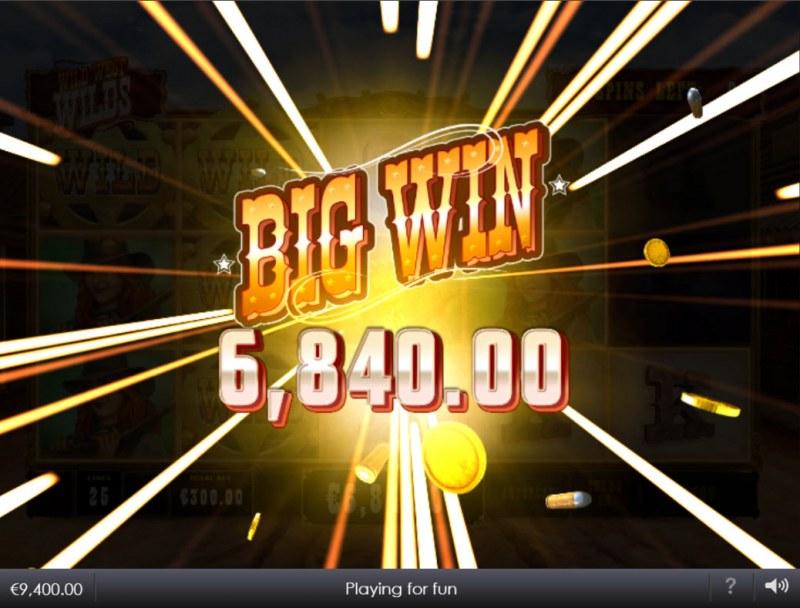 Wild West Wilds :: Big Win