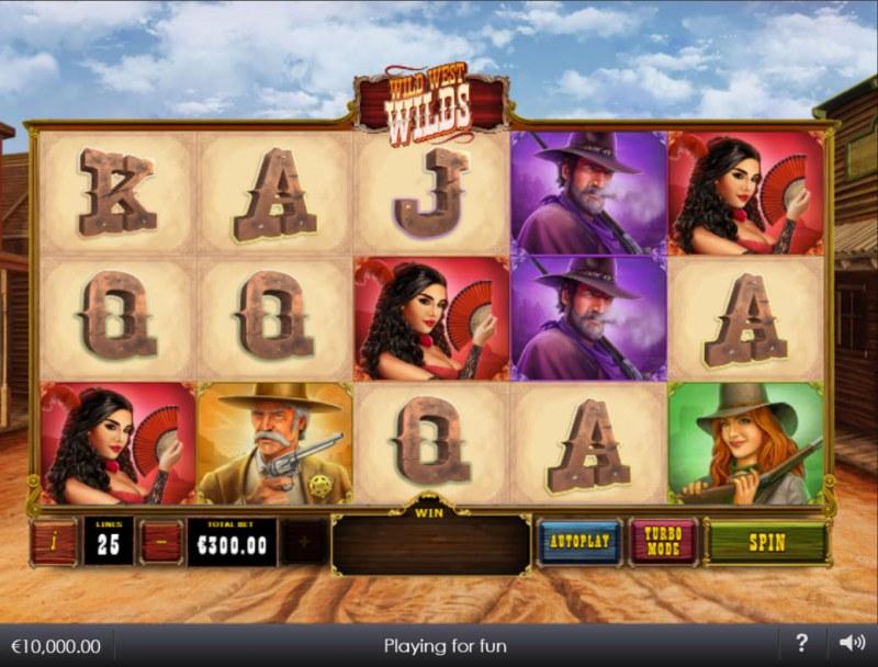 Wild West Wilds :: Main Game Board