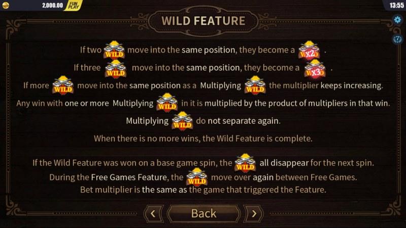 west Wild :: Wild Feature