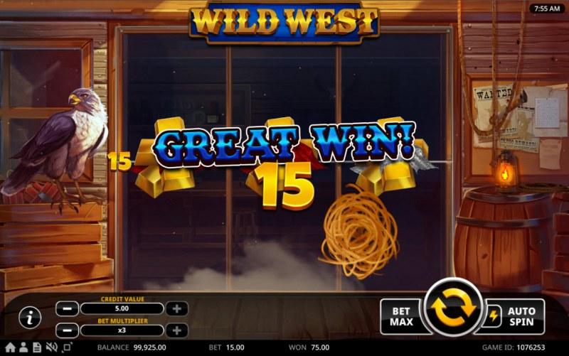 Wild West :: Great Win