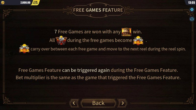 west Wild :: Free Games Feature