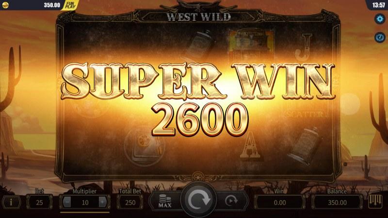 west Wild :: Super Win