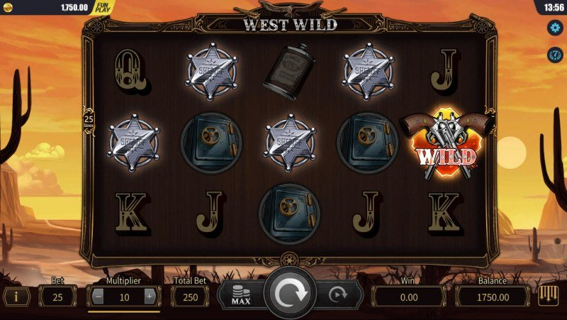 west Wild :: Five of a kind