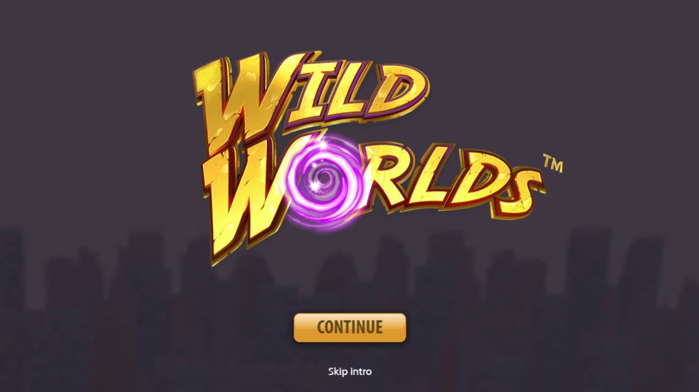 Play slots at Ladbrokes: Ladbrokes featuring the Video Slots Wild Worlds with a maximum payout of $1,000,000