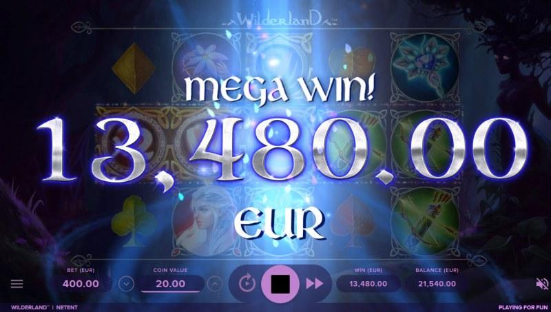 Wilderland :: Mega Win