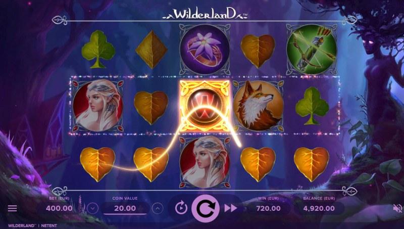Wilderland :: Five of a kind