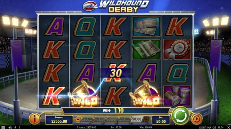 Wildhound Derby :: Four of a kind