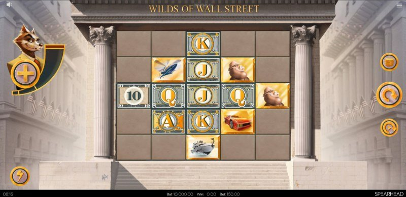 Wilds of Wall Street :: Main Game Board