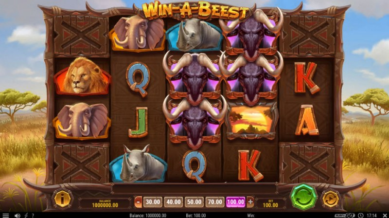 Win-A-Beest :: Main Game Board