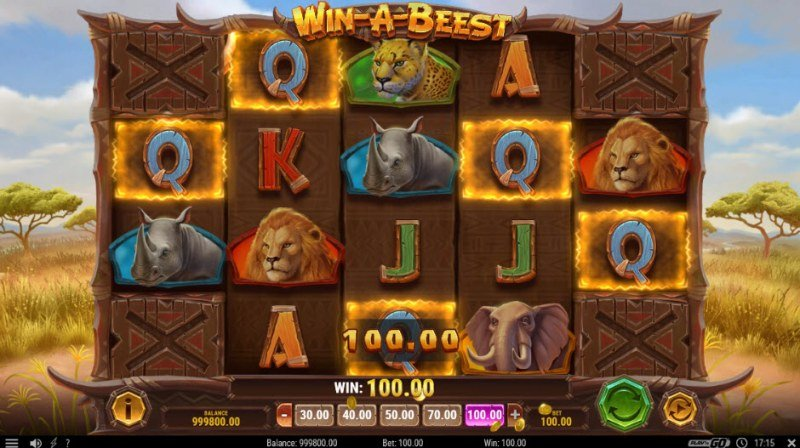 Win-A-Beest :: Five of a kind