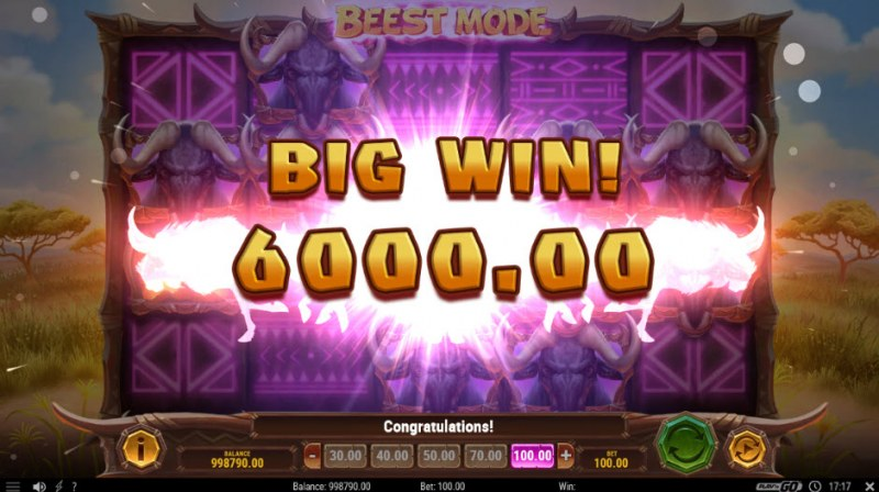 Win-A-Beest :: Big Win