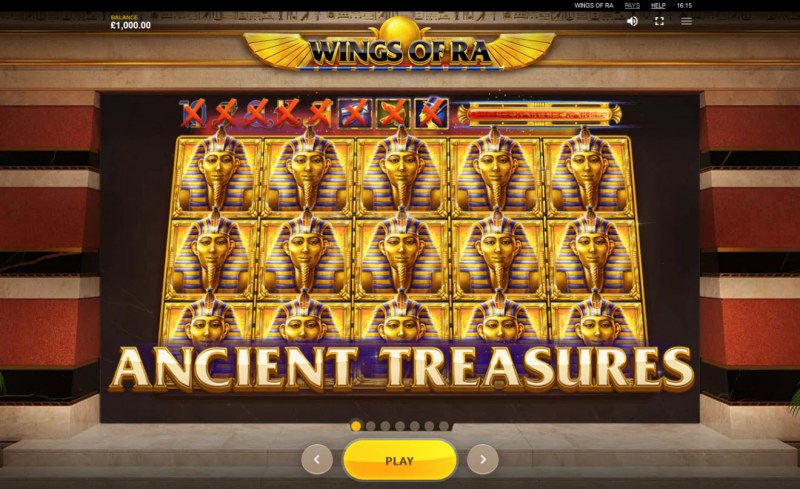 Wings of Ra :: Feature Rules