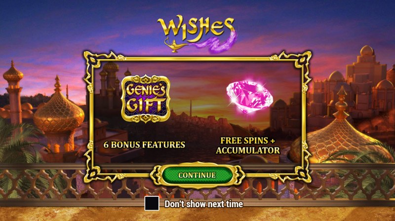 Wishes :: Introduction