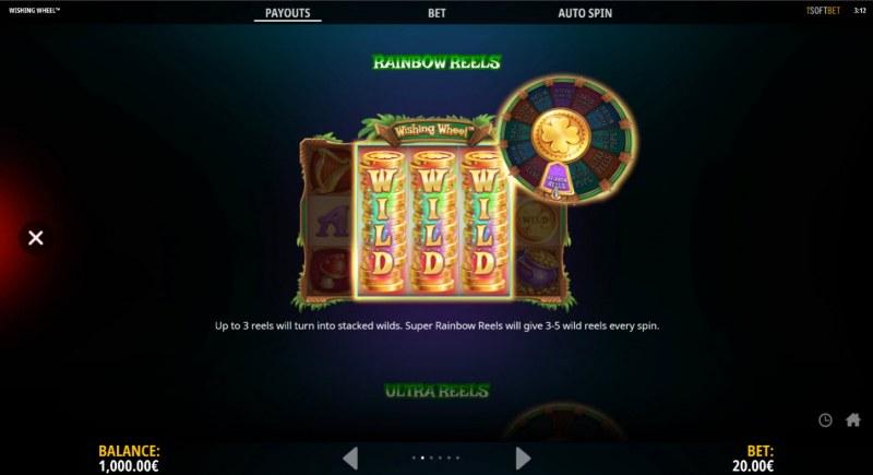 Wishing Wheel :: Rainbow Reels