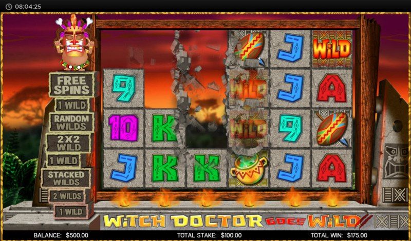 Spiele Witch Doctor Wild - Video Slots Online